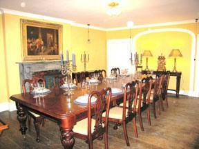 The Restaurant at Pentre Mawr House