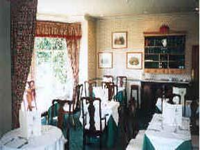 The Restaurant at The Inn at Hawnby