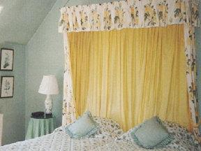 The Bedrooms at The Inn at Hawnby