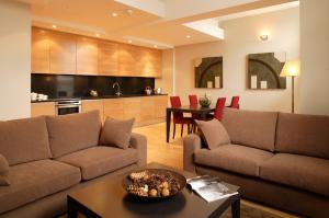 The Bedrooms at Residence 6 Luxury Serviced Apartments