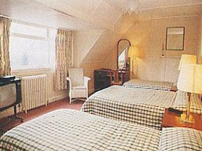 The Bedrooms at Frithwood House