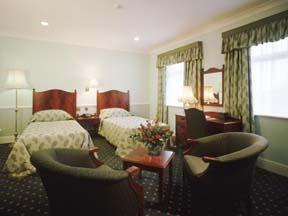 The Bedrooms at Best Western Willerby Manor Hotel