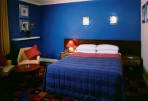 The Bedrooms at Caledonian Hotel