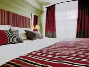 The Bedrooms at Malmaison Glasgow