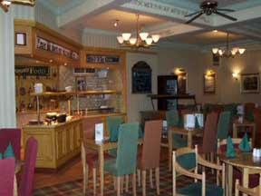 The Restaurant at The Greyhound Hotel