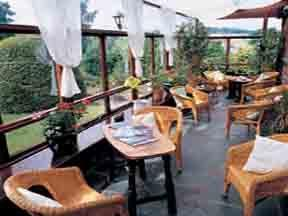 The Restaurant at Edenhall Country Hotel