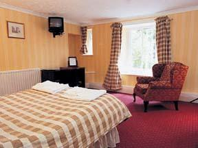 The Bedrooms at Edenhall Country Hotel