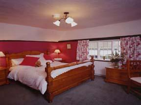 The Bedrooms at Chimneys