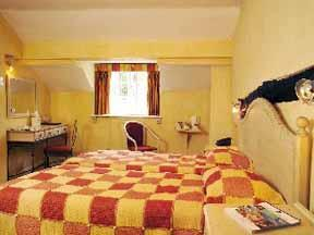 The Bedrooms at The Best Western Jersey Arms Hotel