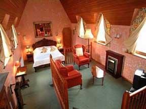 The Bedrooms at Highfield Hotel and Restaurant