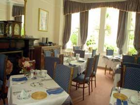 The Restaurant at Tasburgh House