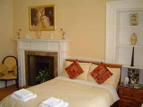 The Bedrooms at Relax Guest House