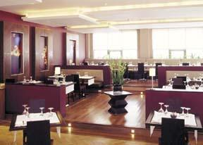 The Restaurant at Crown Moran Hotel