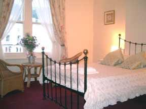 The Bedrooms at The Wilton