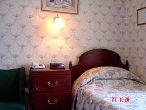 The Bedrooms at International Guest House