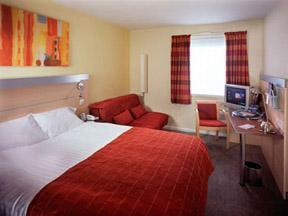 The Bedrooms at Express By Holiday Inn Newcastle City Centre