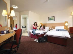 The Bedrooms at Days Hotel Belfast City Centre