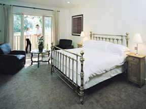 The Bedrooms at Sedlescombe Golf Hotel