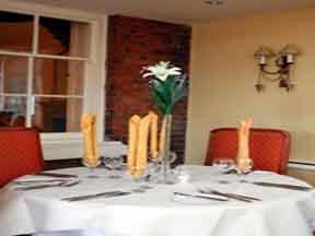 The Restaurant at Hadley Park House