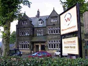 The Bedrooms at Whitworth Park Hotel