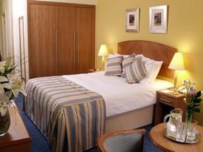 The Bedrooms at The Telford Whitehouse Hotel