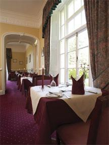 The Restaurant at Rumwell Manor Hotel