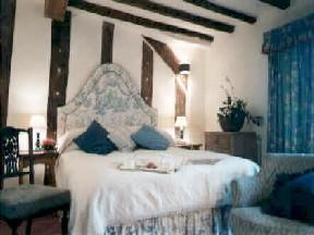 The Bedrooms at Old Manor Hotel