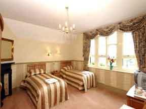 The Bedrooms at Grand Victorian Hotel