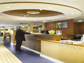 The Bedrooms at Express By Holiday Inn Glasgow City- Riverside
