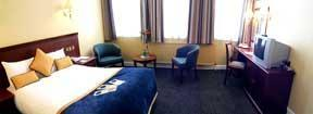 The Bedrooms at Best Western Princess On Portland