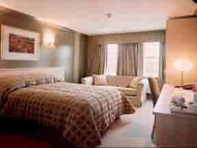The Bedrooms at The Avenue Hotel