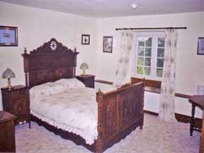 The Bedrooms at Great Trethew Manor