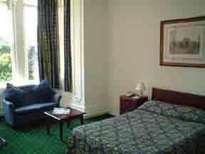 The Bedrooms at Best Western Bestwood Lodge Hotel