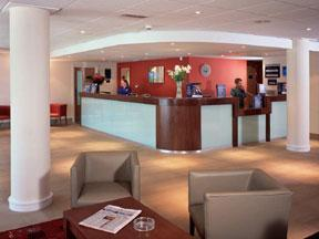 The Restaurant at Express By Holiday Inn Newport