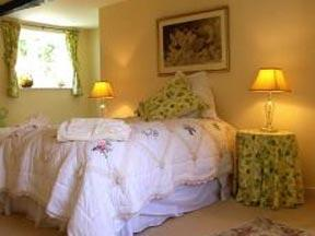 The Bedrooms at Bickleigh Castle