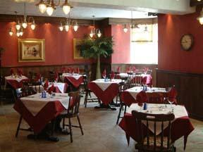 The Restaurant at Bella Vista House and Pizzeria