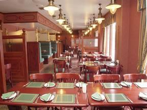 The Restaurant at Bank Street Lodge