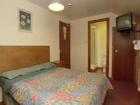 The Bedrooms at Bank Street Lodge