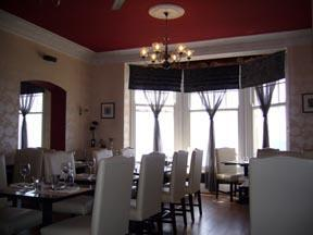 The Restaurant at Porth Avallen Hotel