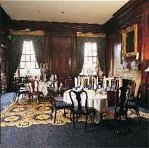 The Restaurant at Coombe Abbey Hotel