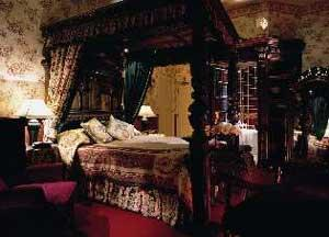 The Bedrooms at Coombe Abbey Hotel