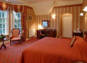 The Bedrooms at The Stakis Cairn Lodge Hotel