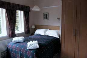 The Bedrooms at Rathlin Country House
