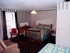 The Bedrooms at Foelas Arms Hotel