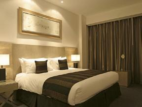 The Bedrooms at Park Plaza Cardiff