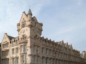 The Bedrooms at Fraser Suites Glasgow