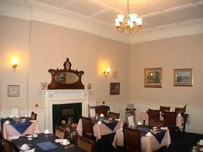 The Restaurant at Haymarket Hotel