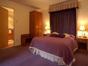 The Bedrooms at Ivy Bush Royal Hotel