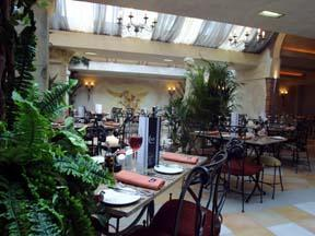 The Restaurant at Grosvenor Pulford Hotel and Spa
