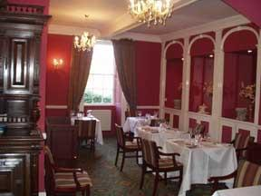 The Restaurant at Castell Malgwyn Hotel